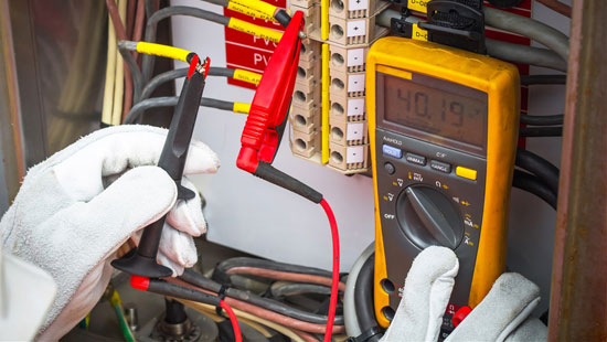 Commercial Electrical Safety Inspection